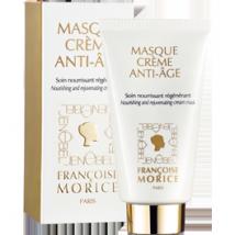 Masque crème anti-âge